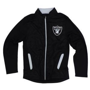 NFL レイダース ジャケット/アウター ディフェンダー ミッション プライマリー フルジップ selection-j