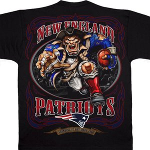 NFL ペイトリオッツ Tシャツ ランニング バック ブラック|selection-j