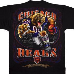 NFL ベアーズ Tシャツ ランニング バック ブラック|selection-j