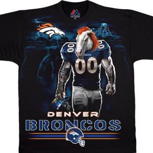 NFL ブロンコス Tシャツ トンネル ブラック|selection-j