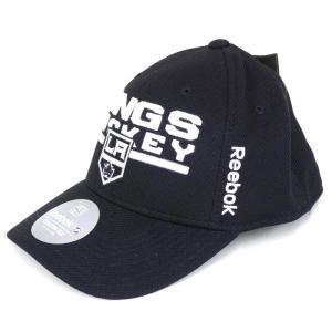 NHL キングス ロッカールーム フレックス キャップ/帽子 リーボック/Reebok|selection-j