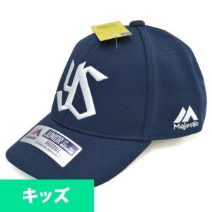 NPB 東京ヤクルトスワローズ グッズ レプリカ キャップ/帽子 マジェスティック/Majestic|selection-j
