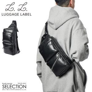 PORTER 吉田カバン ラゲッジレーベル エレメント ボディバッグ ボディーバッグ ワンショルダーバッグ 021-01261 メンズ レディース|selection