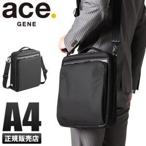 エース エースドットジーン FLEX LITE FIT ショルダーバッグ メンズ ビジネスバッグ A4 ACE. GENE 54554