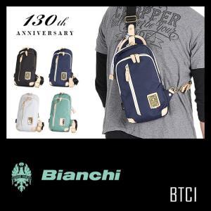 ビアンキ ボディバッグ ボディーバッグ Bianch BTCI-01 メンズ レディース|selection