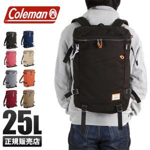 追加最大+24% 4/5まで|コールマン coleman リュック 25L メンズ レディース スク...