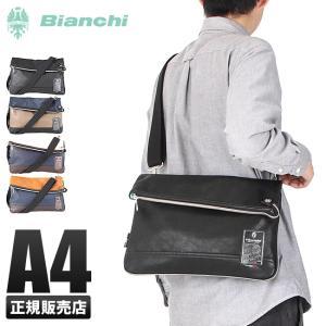 ビアンキ クラッチショルダーバッグ 日本正規品 Bianchi TBPI-03 メンズ レディース|selection