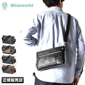 ビアンキ ショルダーバッグ 日本正規品 サコッシュ ミニ 小さめ 小さい 防水 メンズ レディース Bianchi TBPI-10|selection
