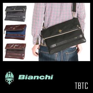 ビアンキ クラッチバッグ Bianch TBTC-03 メンズ レディース|selection