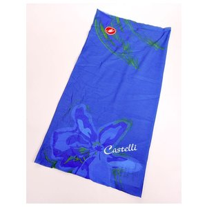 CASTELLI カステリ 17101 HEAD W THINGY(サマーネックカバー):054 Matte Blue/Kelly Green|selectit-plus|02