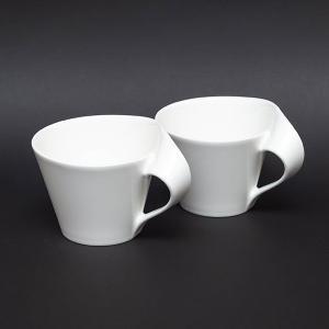 ビレロイ&ボッホ ニューウェイブカフェ カプチーノカップ(ペア)|selectors