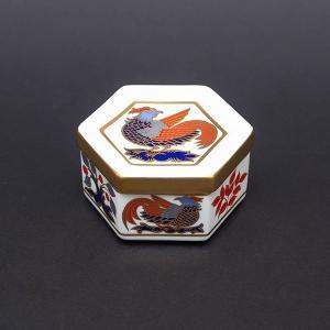 ロイヤル・クラウン・ダービー イマリ(A.1299) コレクターズボックス selectors
