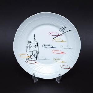 リチャード・ジノリ LOVE IS ART 20cmプレート selectors