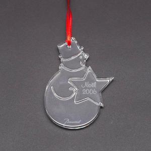 バカラ クリスマスオーナメント(2006年)|selectors