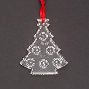 バカラ クリスマスオーナメント(2008年)|selectors