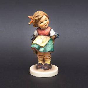 ゲーベル フンメル人形 『Bashful(恥ずかしがり屋さん)』 selectors
