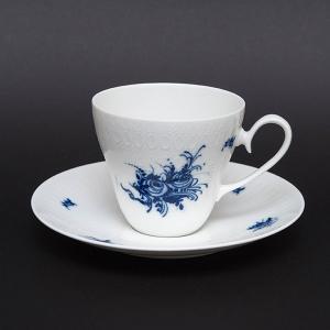 ローゼンタール クラシックローズ コーヒーカップ&ソーサー|selectors
