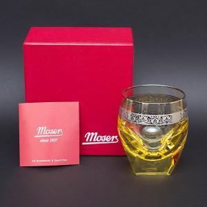 モーゼル バー(プラチナ)オールドファッショングラス(エルダー)|selectors