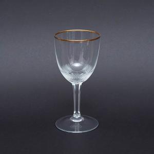 モーゼル ロイヤル(ゴールド) ワイングラス|selectors