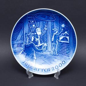 ビング・オー・グレンダール クリスマスプレート(2000年)『Christmas at the Bell Tower』|selectors
