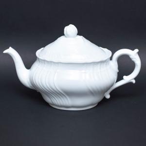 リチャード・ジノリ ベッキオホワイト ティーポット(Lサイズ)|selectors