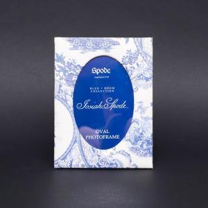 スポード ブルールームコレクション オーバルフォトフレーム ※布製|selectors