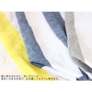中川政七商店 綿麻しましまエコバッグ|selectpenguin|07