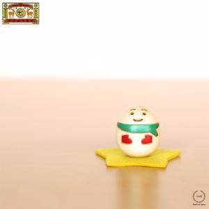 中川政七商店 <日本市> 卯三郎こけし飾り 雪だるま豆こけし