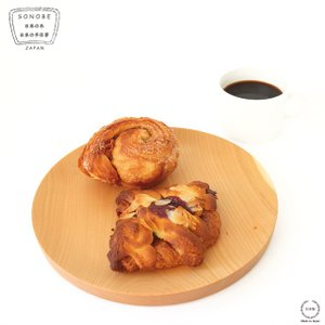 SONOBE(ソノベ) 仁取皿 サクラ 24cm