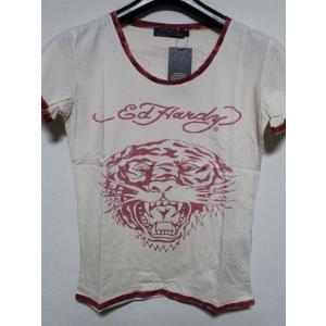 Ed Hardy(エドハーディー) 正規品★ レディース半袖Tシャツ W02SPR091|selectshop-blume