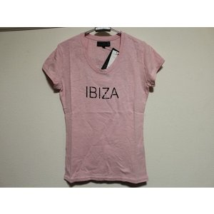 Ed Hardy(エドハーディー) 正規品★ レディース半袖Tシャツ IBIZA W02WSP052 ピンク|selectshop-blume