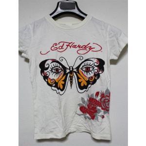 Ed Hardy(エドハーディー) 正規品★ レディース半袖Tシャツ NO127|selectshop-blume