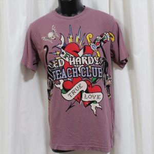 Ed Hardy(エドハーディー) 正規品★ メンズ半袖Tシャツ TRUE LOVE|selectshop-blume