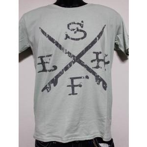 Ed Hardy(エドハーディー) 正規品★ メンズ半袖Tシャツ M02SUR179 グリーン|selectshop-blume