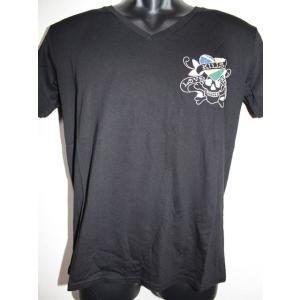 Ed Hardy(エドハーディー) 正規品★ メンズ半袖Tシャツ M02CMVB052 ブラック|selectshop-blume