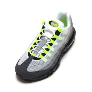NIKE AIR MAX 95 OG BLACK/VOLT-...