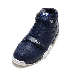 timeless design 9a6d1 390a2 NIKE AIR TRAINER 1 MID SP FRAGMENT OBSIDIAN-WHITE NAVY ( ナイキ エアトレーナー1 ...