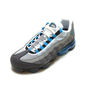 NIKE AIR VAPORMAX 95 BLACK/NEO TURQUOISE-MEDIUM AS...