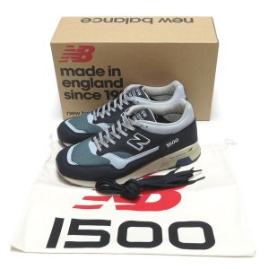 efc53c55c63d1 NEW BALANCE M1500OGN 30th ANNIVERSARY NAVY/GREY MADE IN ENGLAND ( ニューバランス  M1500 30周年 ...