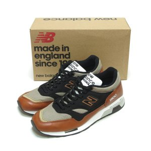 5d6aea988eab2 NEW BALANCE M1500TBT 30th ANNIVERSARY TAN BROWN LEATHER MADE IN ENGLAND ( ニューバランス  M1500 30周年 タン ブラウン レザー UK製 )