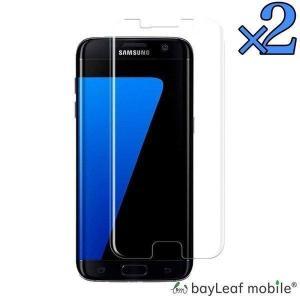 Galaxy S7 edge 全面ガラス保護フィルム  ギャラクシー エスセブン エッジ 液晶保護 SC-02H SCV33 ポイント消化|selectshopbt