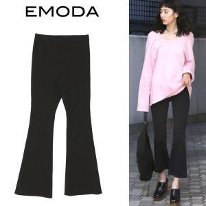 EMODA エモダ フィットフレアパンツ 041810700...