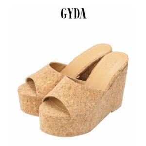GYDA ジェイダ 通販 コルクサンダル  072021804501 2020春夏 靴 シューズ