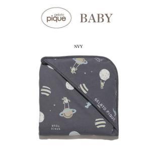 gelato pique ジェラートピケ  通販 【BABY】コスモ baby ブランケット pbg...