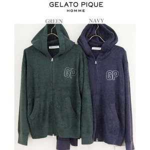 【GELATO PIQUE HOMME】 ジェラートピケオム...