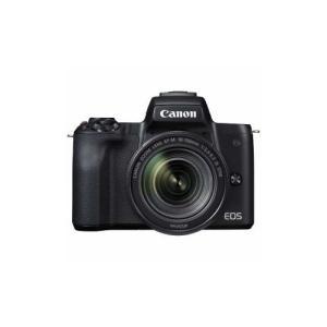 CANON ミラーレス一眼カメラ 「EOS Kiss M」 EF-M18-150 IS STM レン...