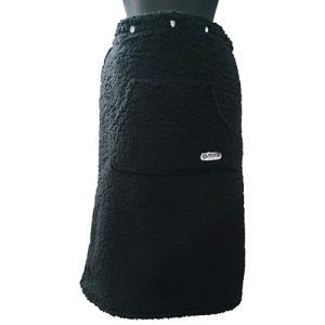 アウトドアプロダクツ ひざ掛け 巻きブランケット ブラック OTP-WGKB-01BK|selectshopsig
