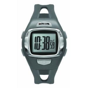 SOLUS(ソーラス) 心拍計測機能付 腕時計 SOLUS Leisure930 01-930-003|selectshopsig