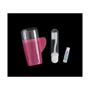 コップ型ケース・ハブラシ・歯磨き粉セット日本製 〔12個セット〕 41-084|selectshopsig