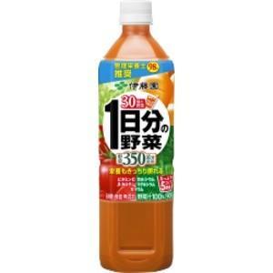 〔ケース販売〕伊藤園 PET栄養パケ1日分の野菜900g×12本セット まとめ買い selectshopsig